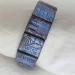 bracelet ville bleu
